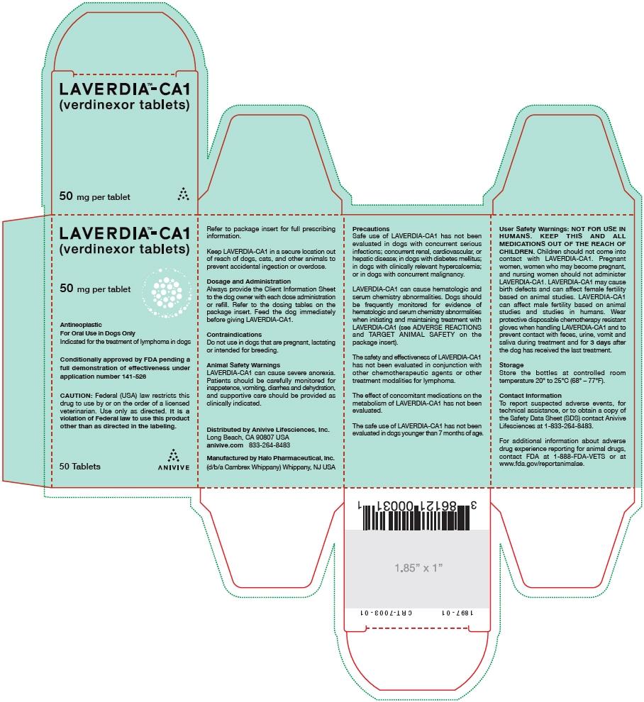 Principal Display Panel - 50 mg Tablet Bottle Carton
