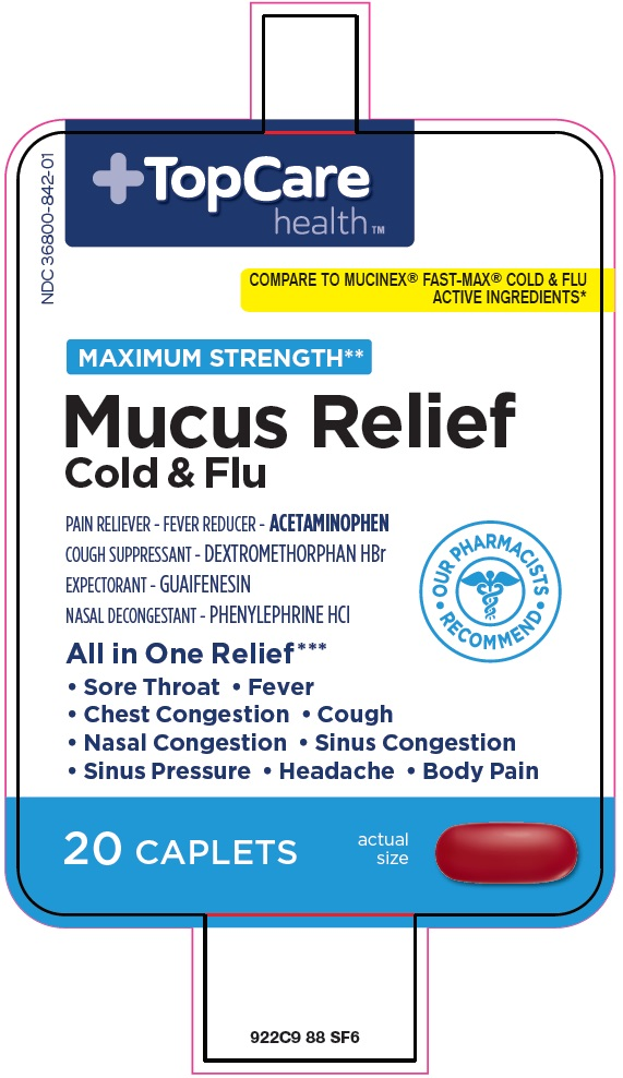 mucus relief cold and flu image 1