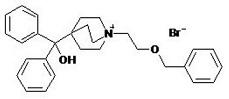 Umeclidinium chemical structure