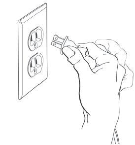 Plug in compressor