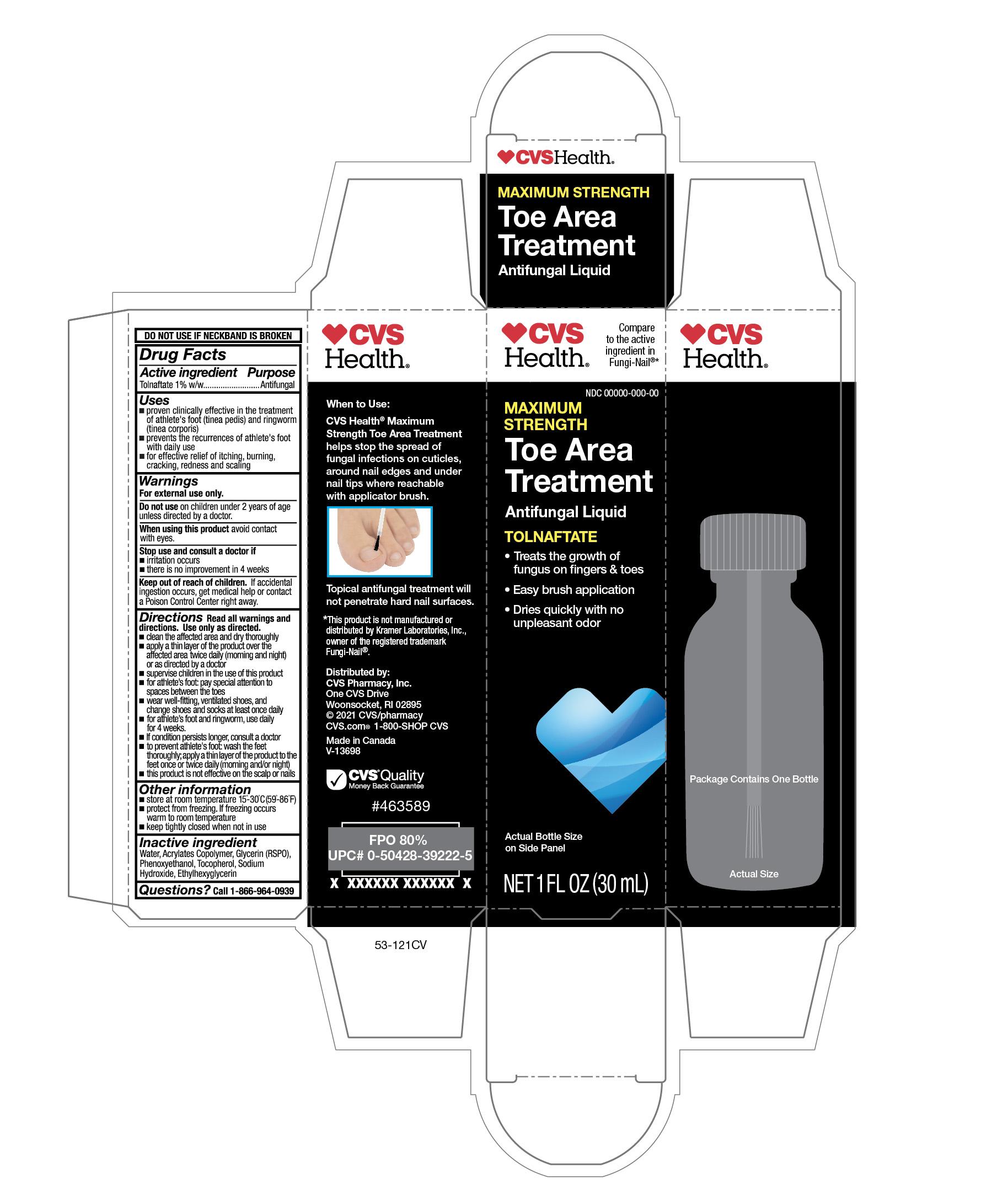 AF Liquid Toe Area Treatment