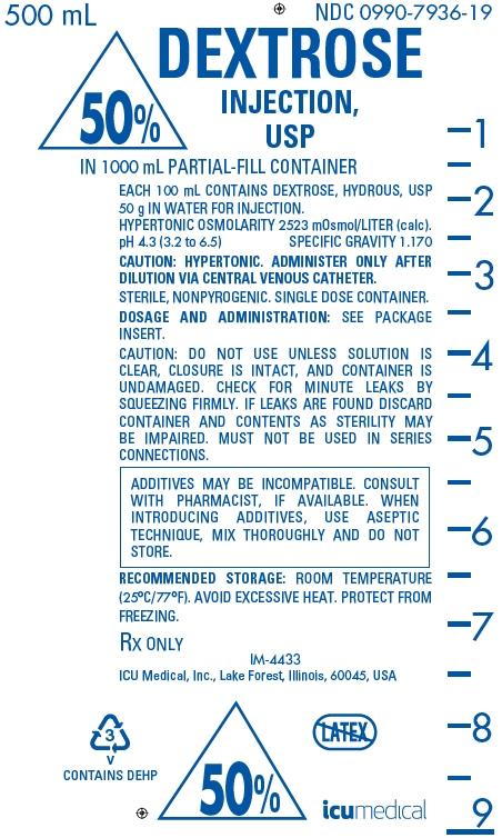 PRINCIPAL DISPLAY PANEL - 50 g/100 mL Bag Label
