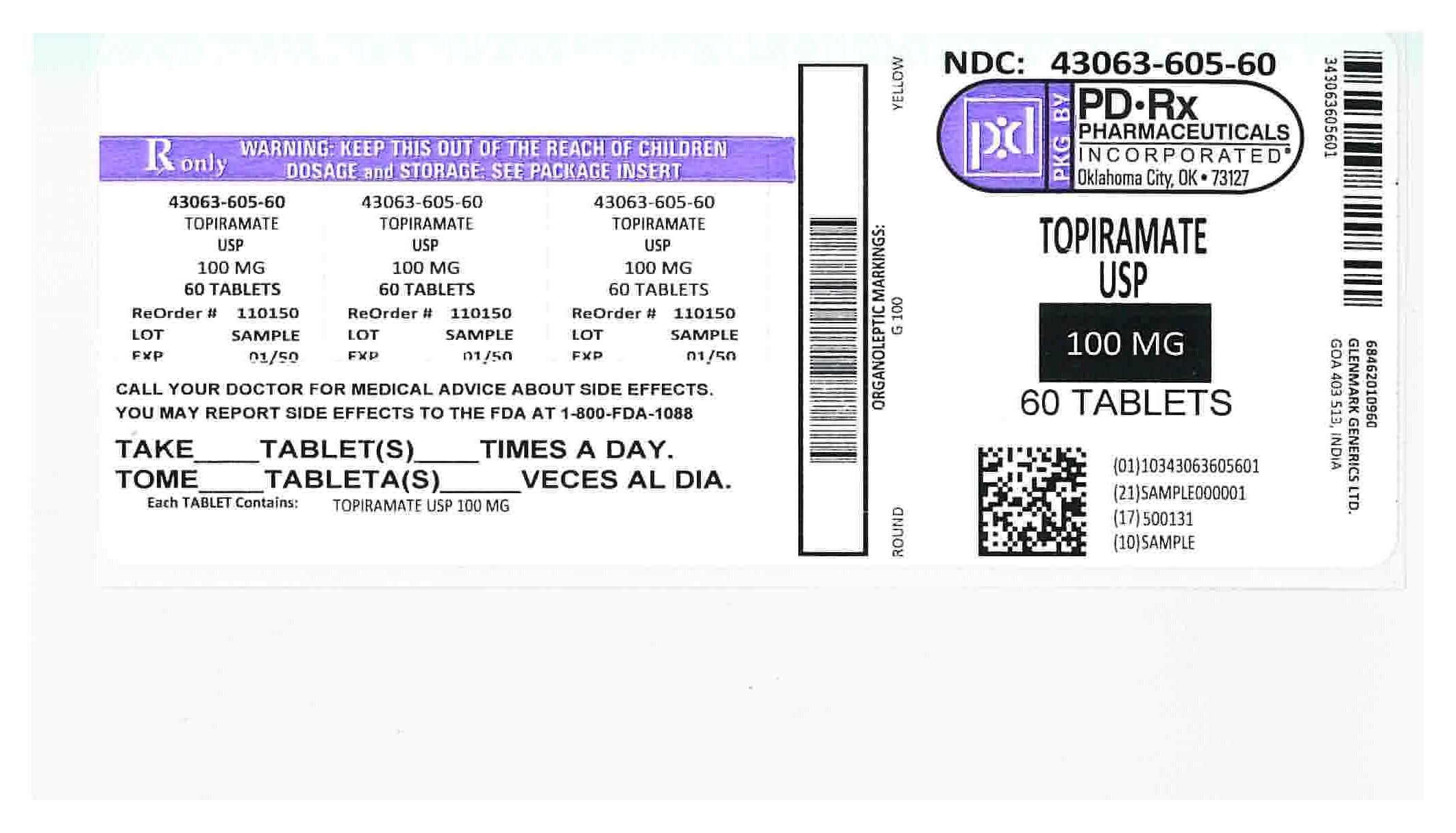 43063605 Label