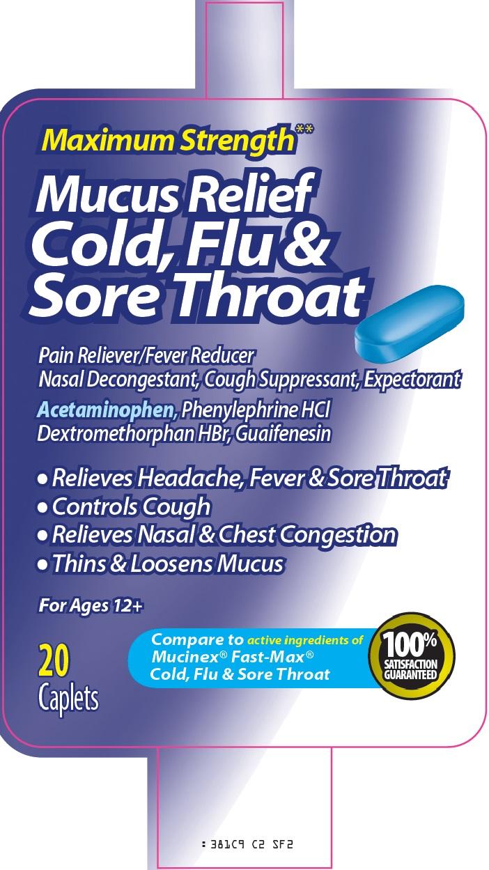 Good Sense Mucus Relief image 2