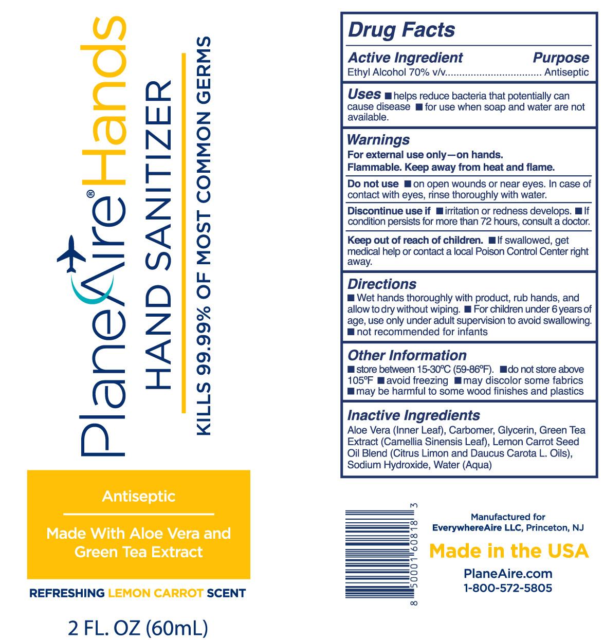 PAH Label 80335-106-02