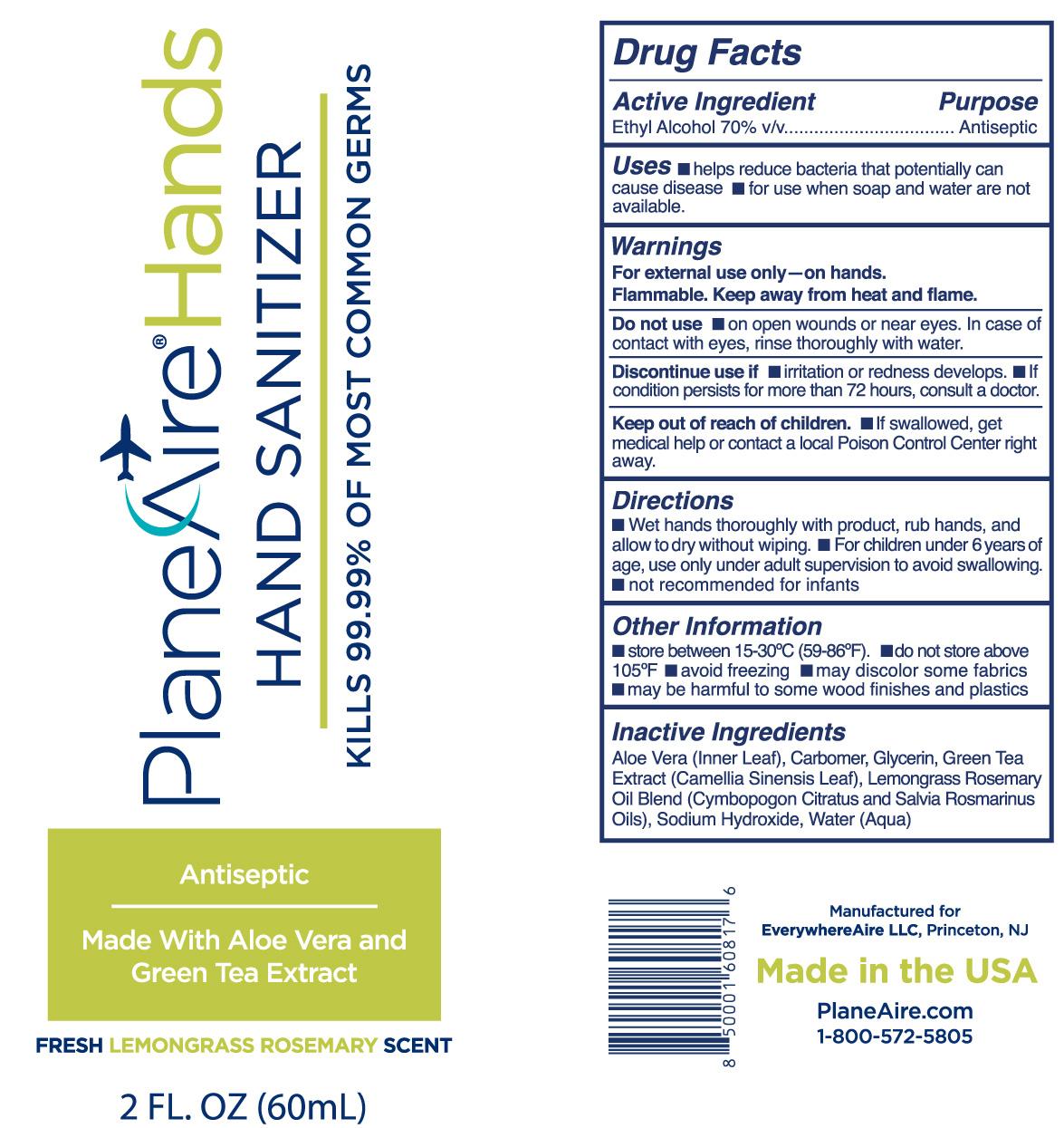 PAH Label 80335-107-02