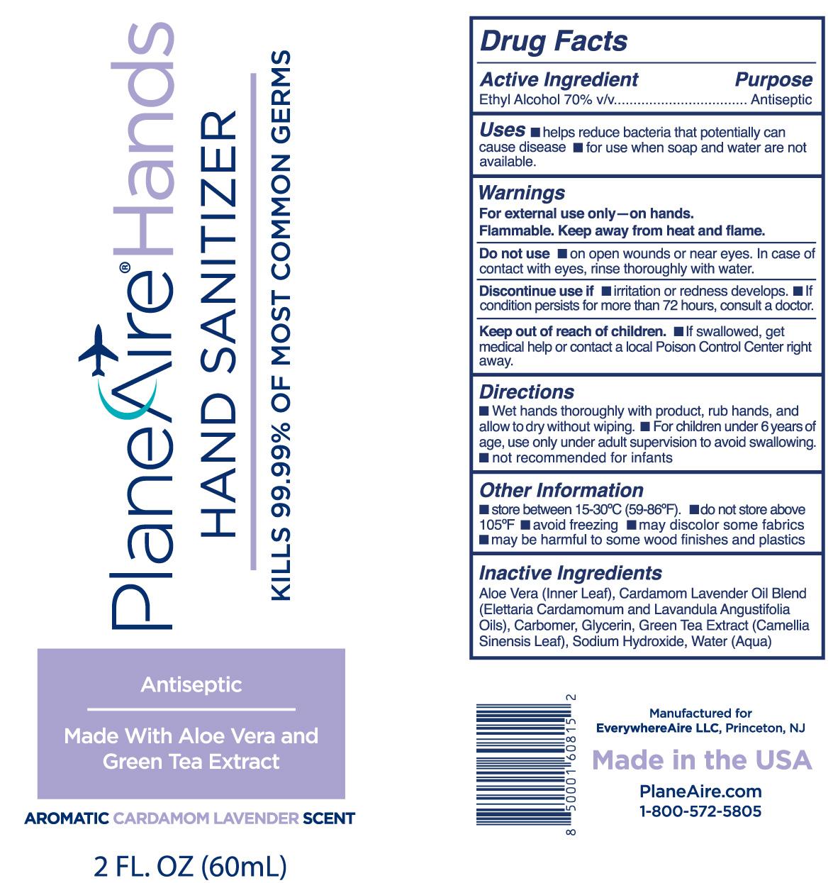 PAH Label 80335-110-02