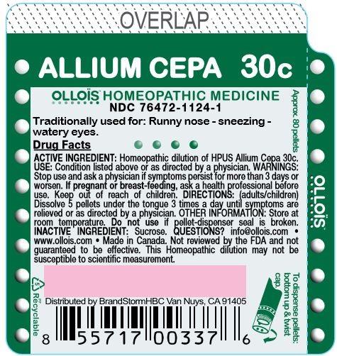Allium Cepa 30c