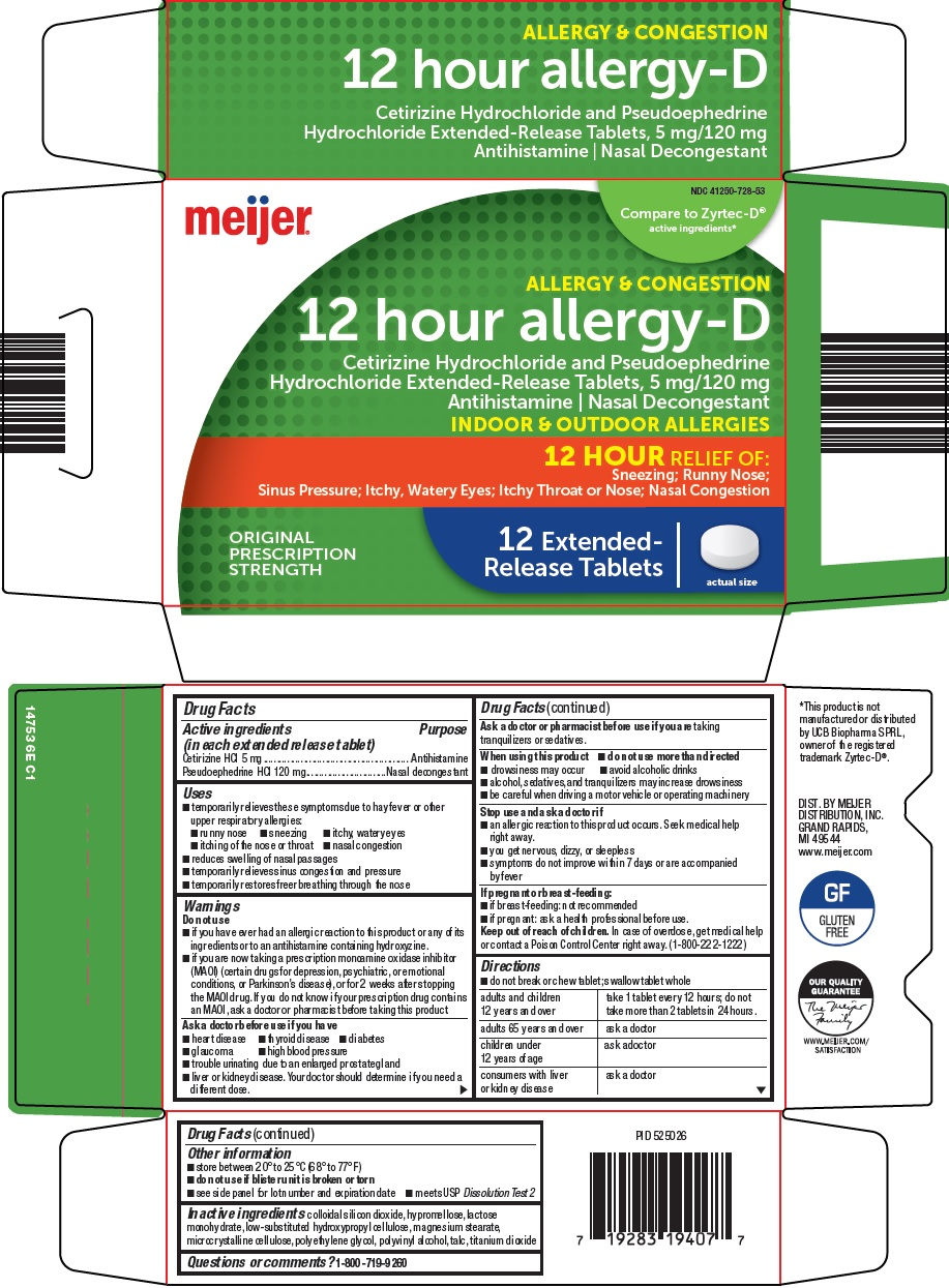 12 hour allergy d image