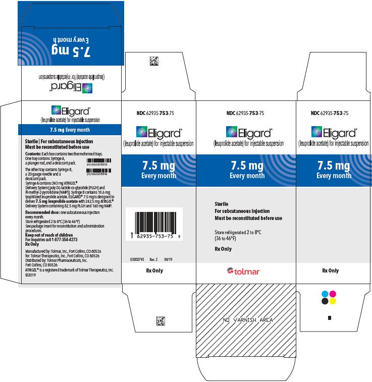 7.5 mg carton