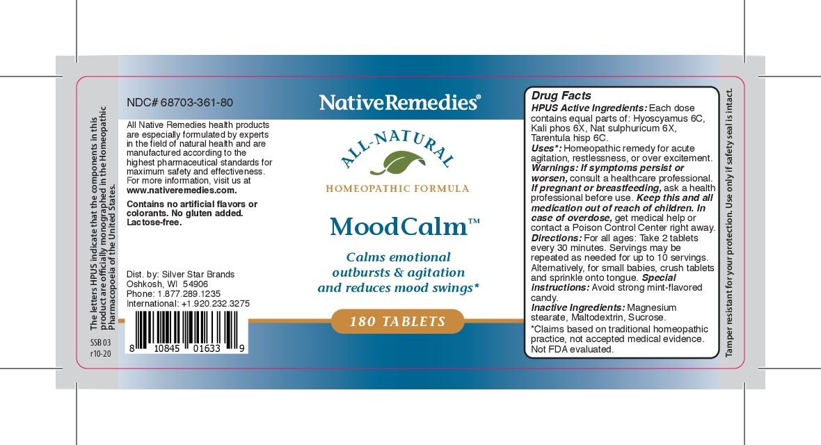 MoodCalm Tablets