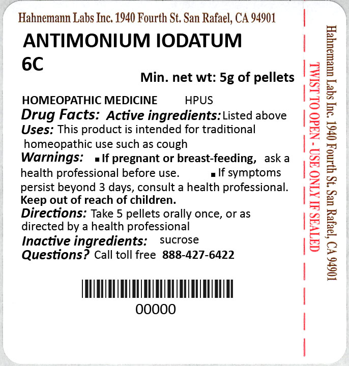 Antimonium Iodatum 6C 5g