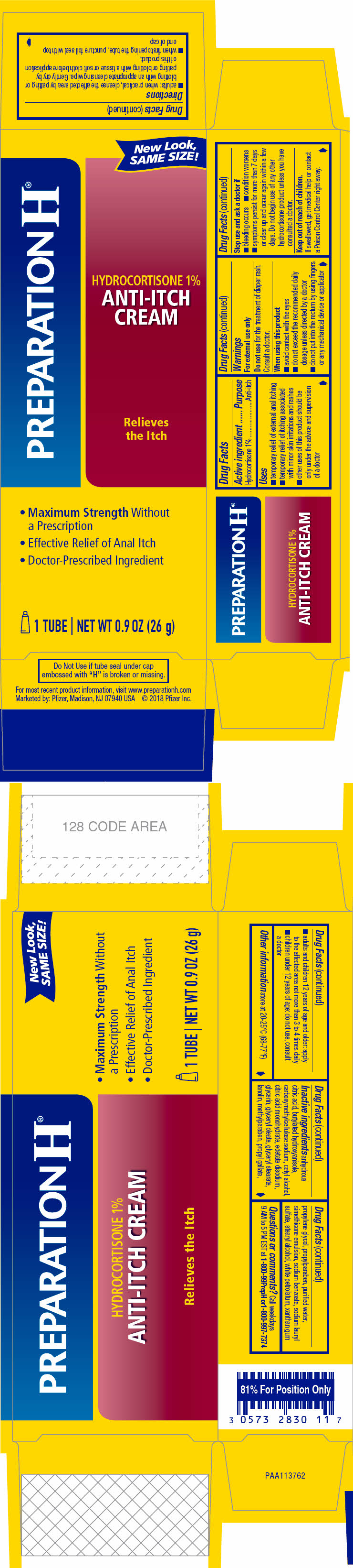 PRINCIPAL DISPLAY PANEL - 26 g Tube Carton