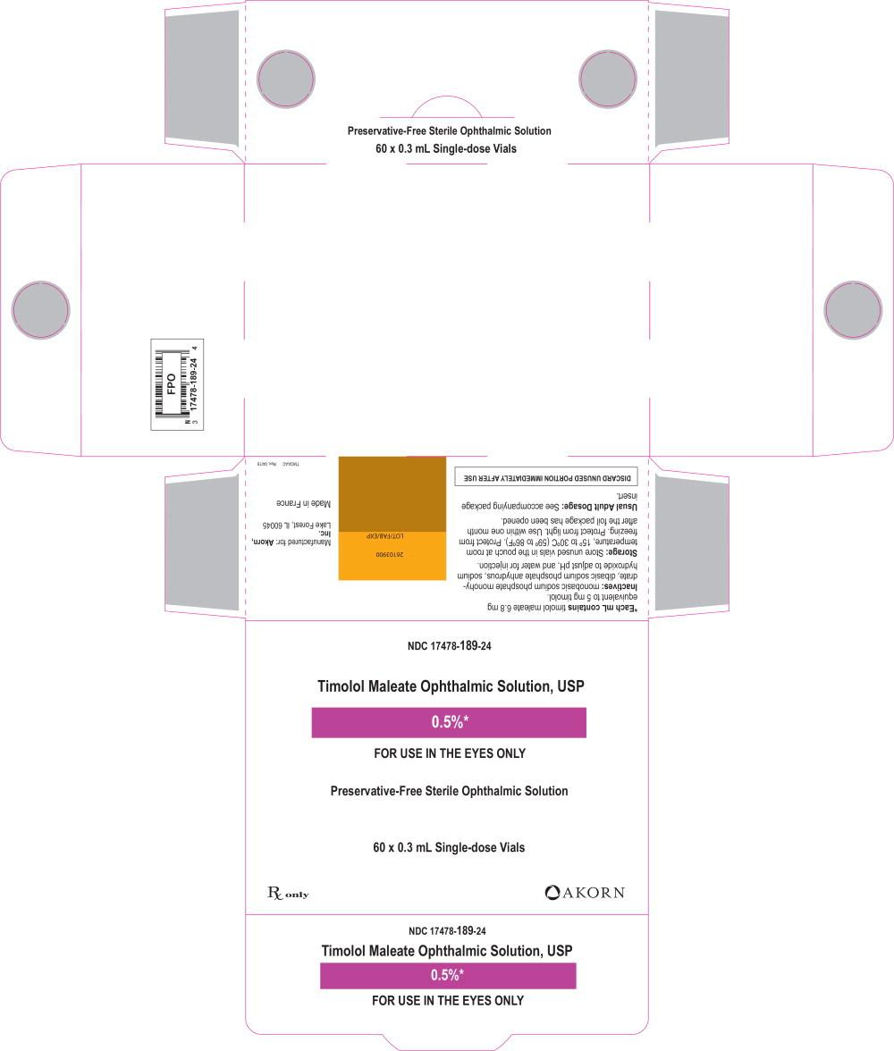 Principal Display Panel - 0.3 mL Carton Label