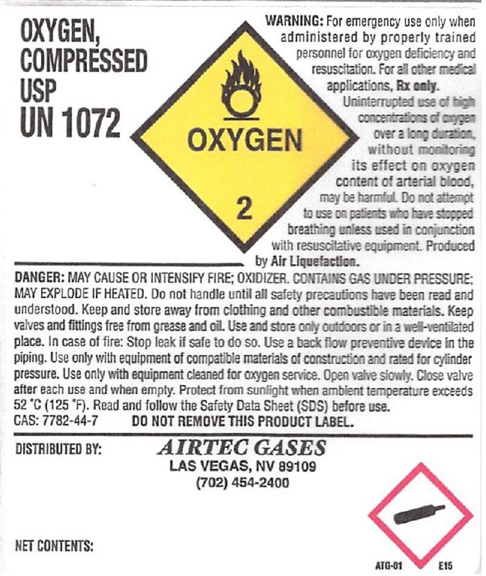 AirTec Oxygen Body
