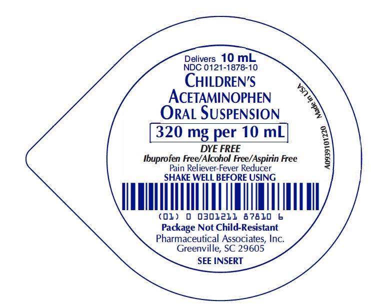 PRINCIPAL DISPLAY PANEL - 10 mL Cup Label