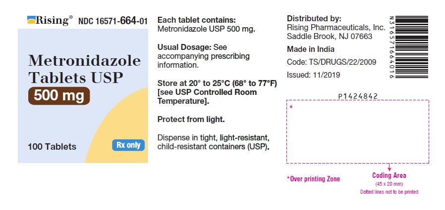 PACKAGE LABEL-PRINCIPAL DISPLAY PANEL - 500 mg (50 Tablets Bottle)