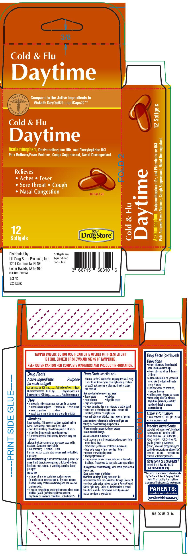 Principal Display Panel - 12 Softgel Blister Pack Carton - NDC: <a href=/NDC/66715-6852>66715-6852</a>