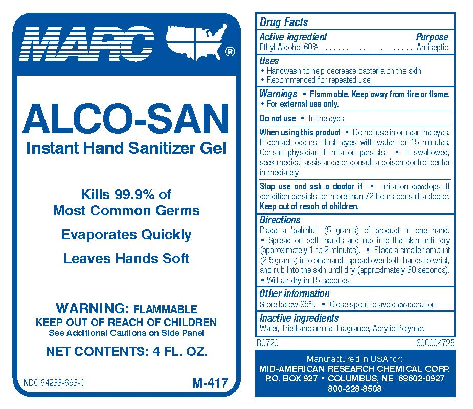 MARC 6930 label