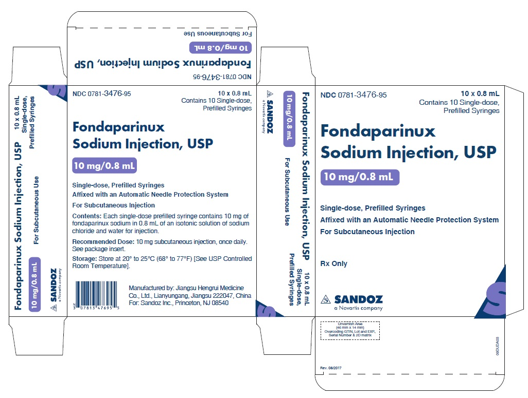 10 mg 10-pack carton label