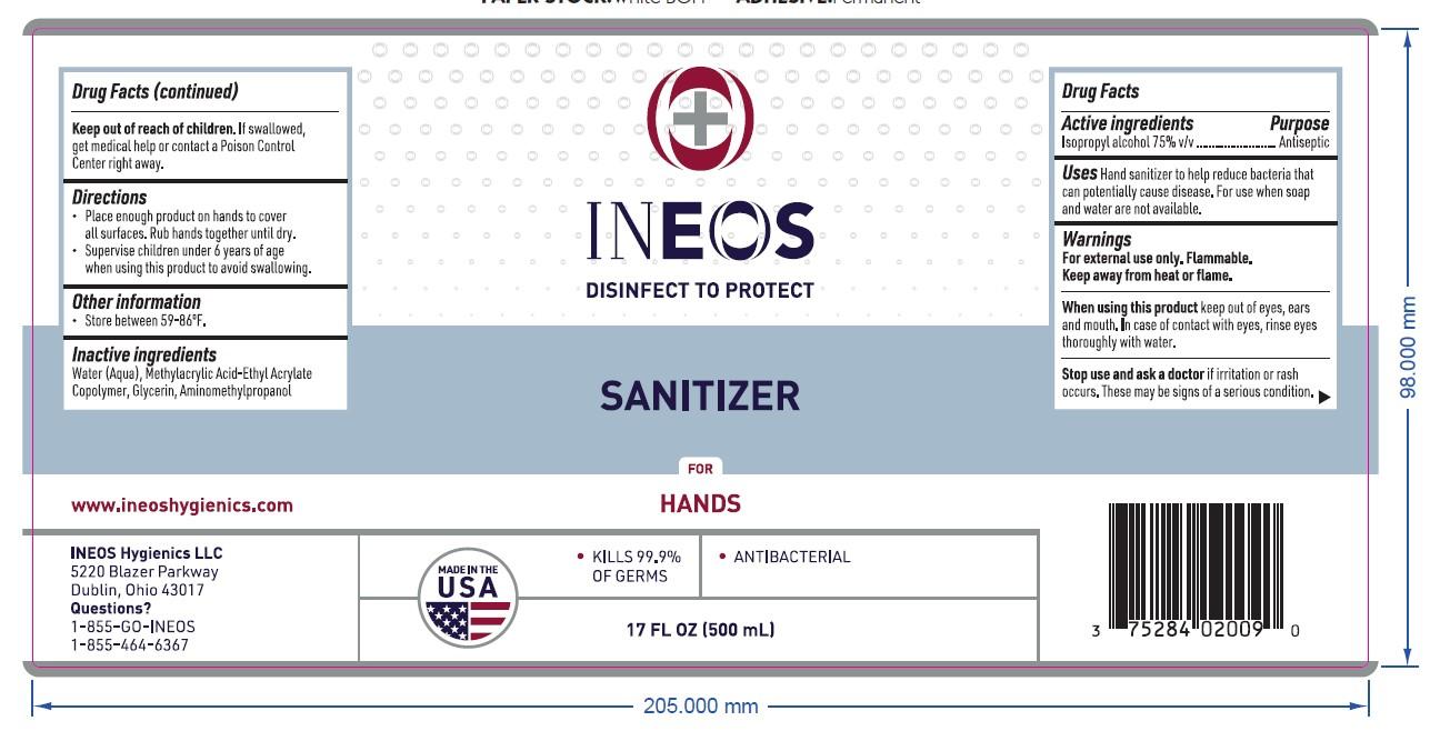 Hand Sanitizer Gel 500mL