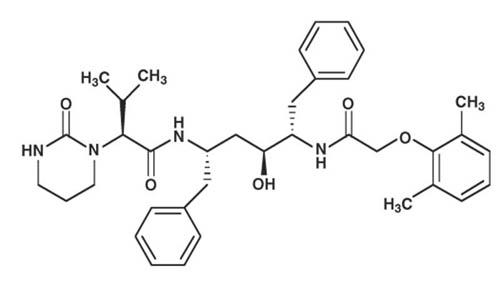 lopinavir-chem-structure