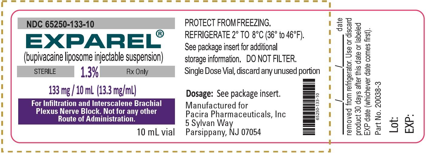 10 mL Vial Label