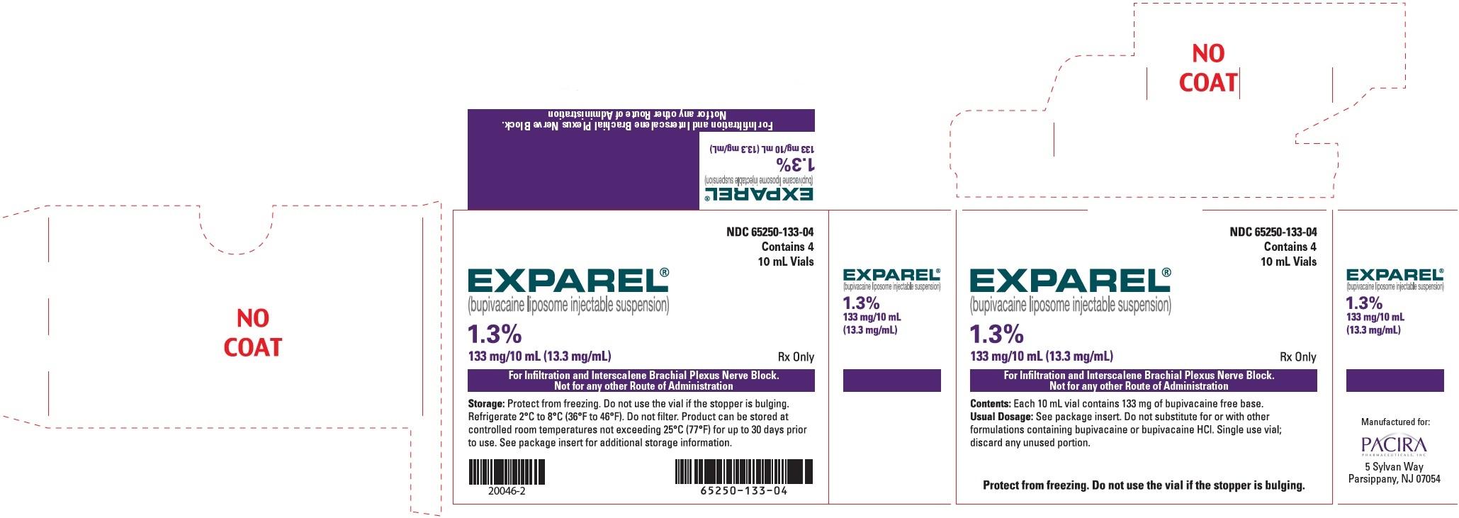 10 mL 4-count Carton Label