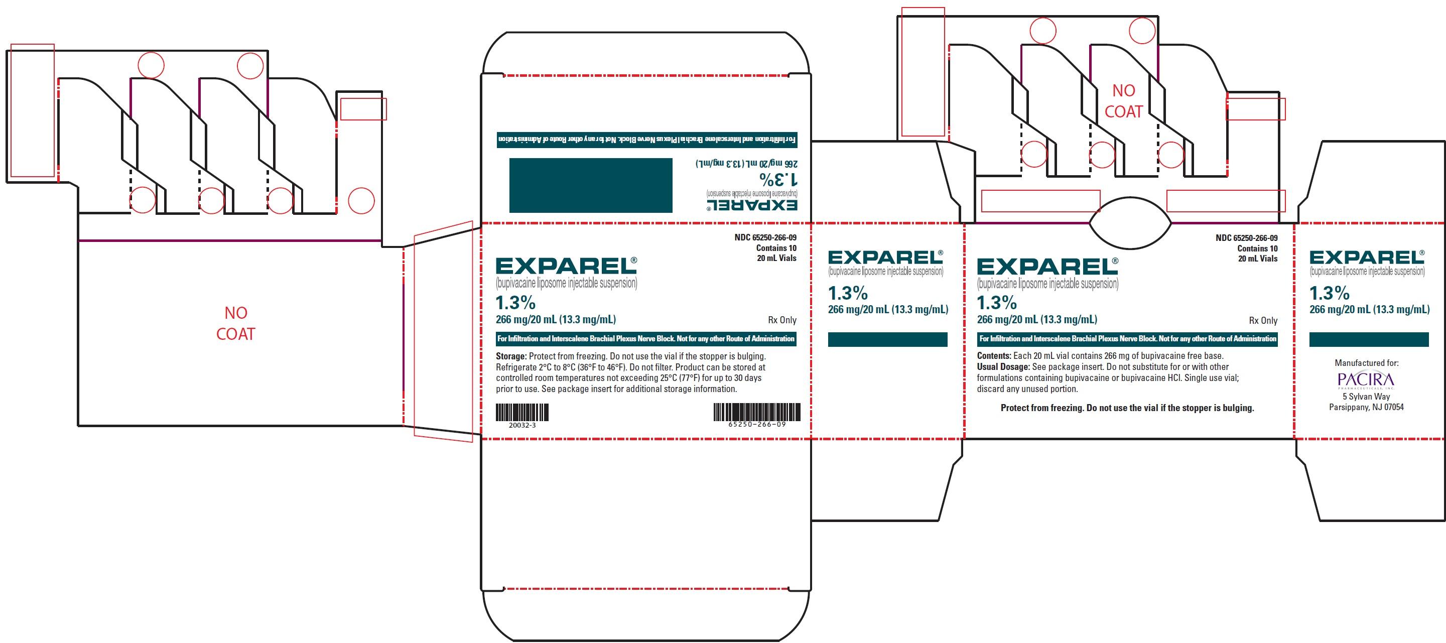 20 mL 10-count Carton Label