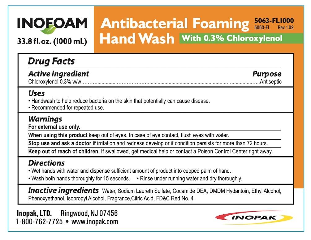 Inofoam Foam HW 1000mL 58575-516