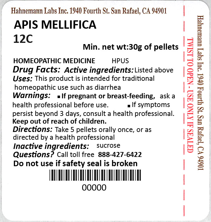 Apis Mellifica 12C 30g