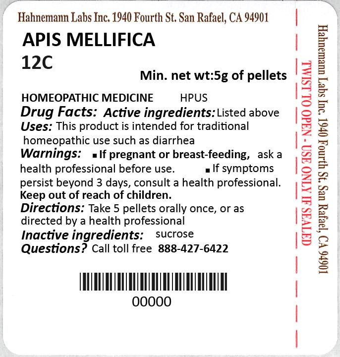 Apis Mellifica 12C 5g