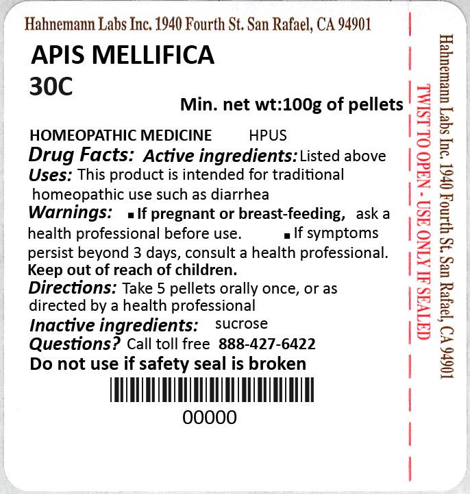 Apis Mellifica 30C 100g