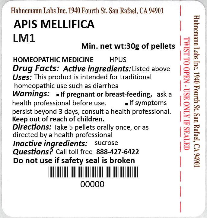 Apis Mellifica LM1 30g