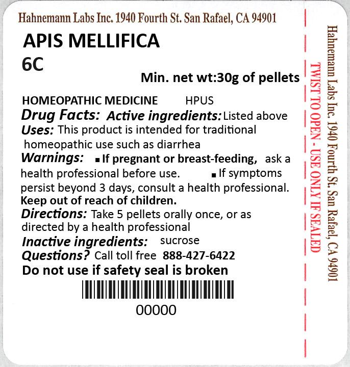 Apis Mellifica 6C 30g