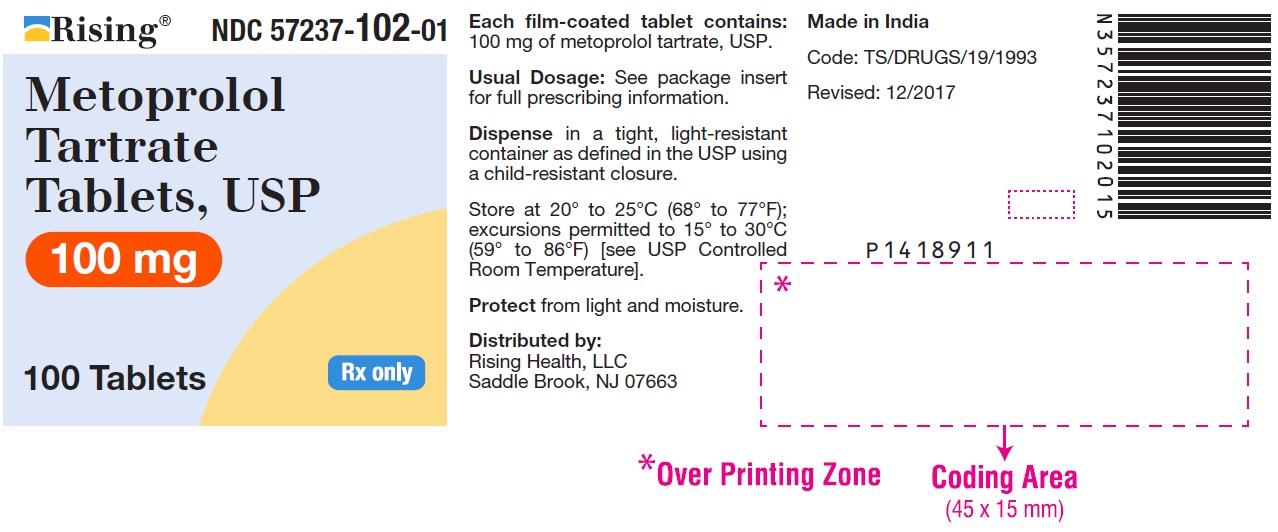 PACKAGE LABEL-PRINCIPAL DISPLAY PANEL - 100 mg (100 Tablet Bottle)