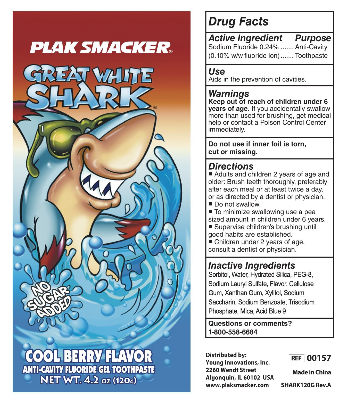 Shark 120g