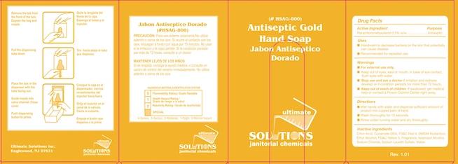 Antiseptic Gold