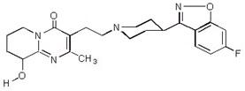 Paliperidone- figure 1