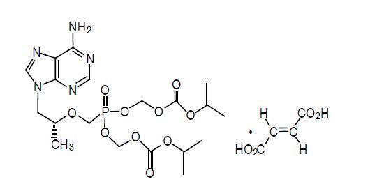 structure-tenofovir