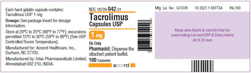 1 mg 100 CAPSULES