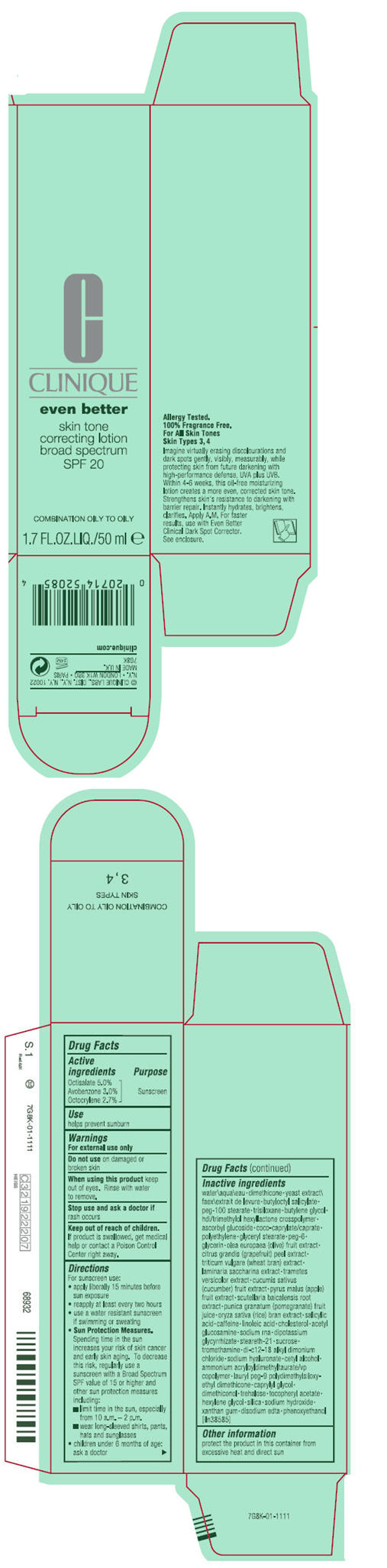 Principal Display Panel - 50 ml Carton