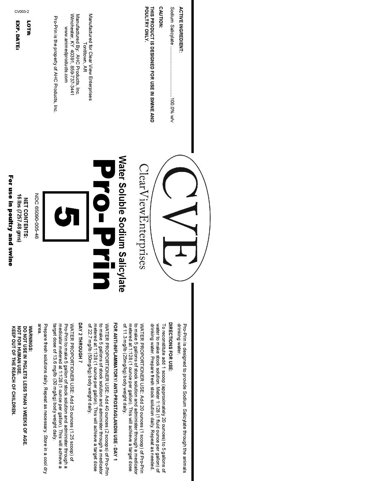 Image of jar label