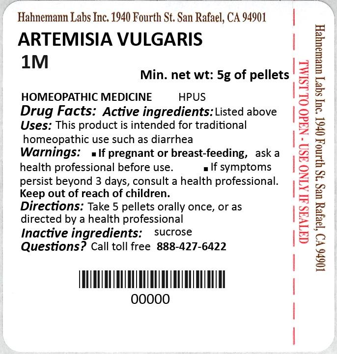 Artemisia Vulgaris 1M 5g