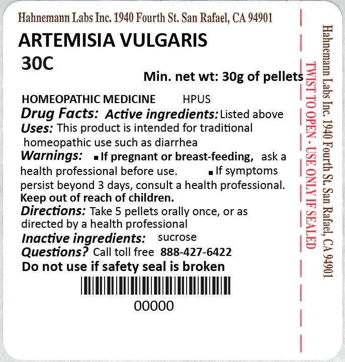 Artemisia Vulgaris 30C 30g