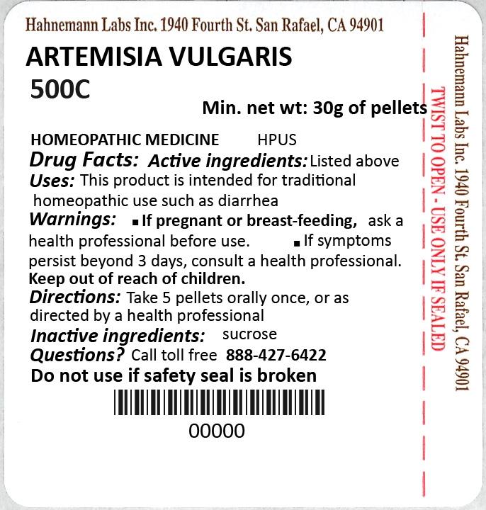 Artemisia Vulgaris 500C 30g