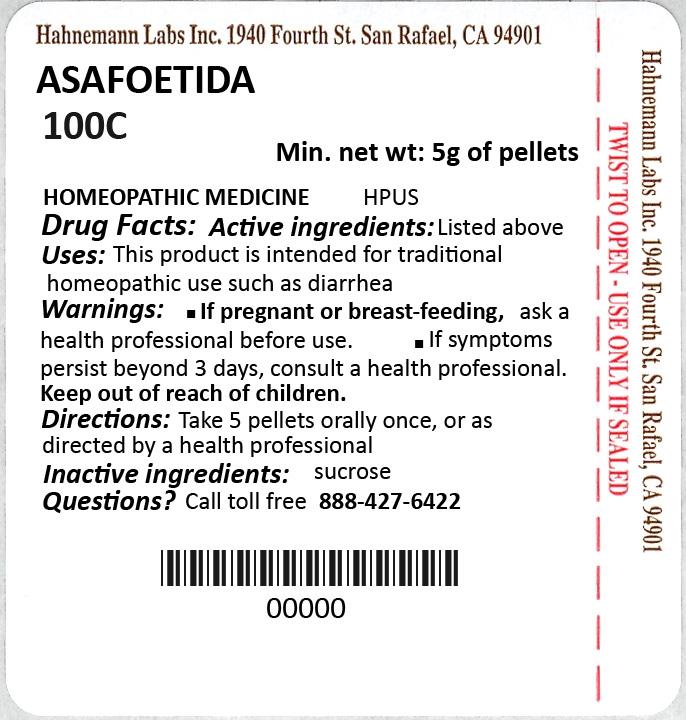 Asafoetida 100C 5g