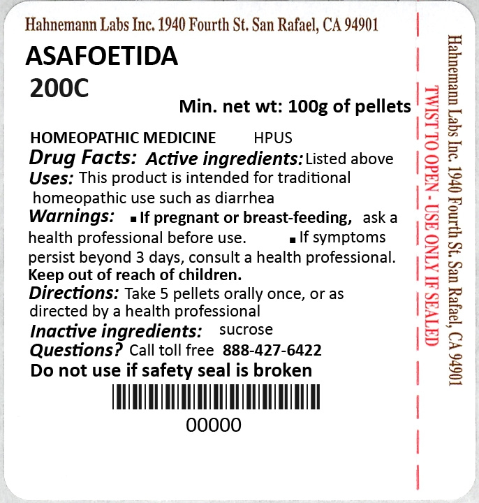 Asafoetida 200C 100g