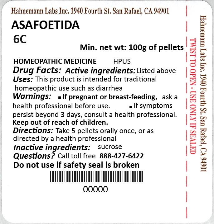 Asafoetida 6C 100g