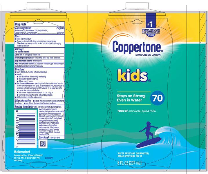 Kids Lotion SPF 70